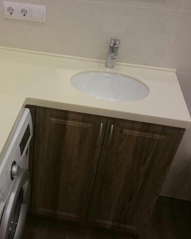 Мебель для ванной комнаты-Мебель для ванны «Модель 40»-фото5