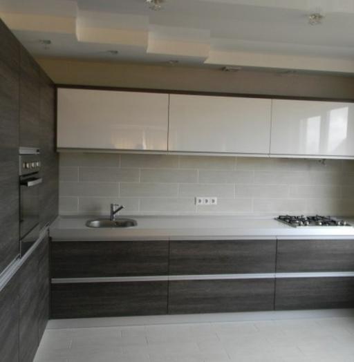 Акриловые кухни-Кухня из пластика «Модель 236»-фото6