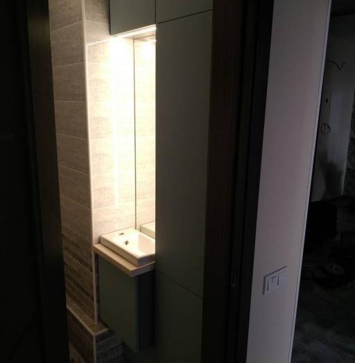 Мебель для ванной комнаты-Мебель для ванной «Модель 5»-фото6