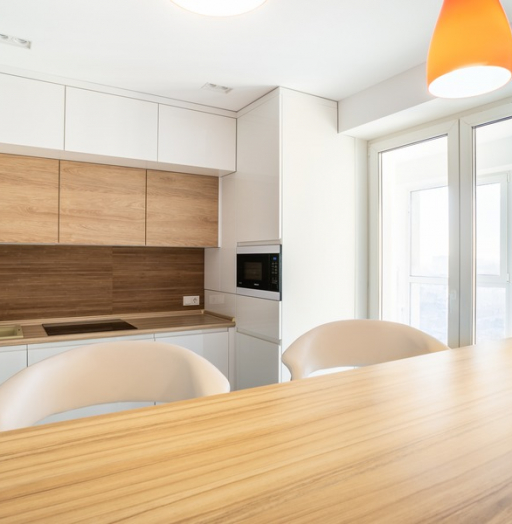 -Кухня МДФ в эмали «Модель 5»-фото2
