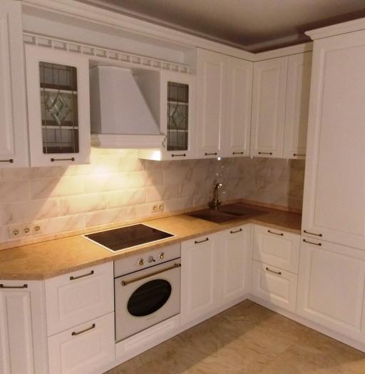 -Кухня МДФ в эмали «Модель 31»-фото18