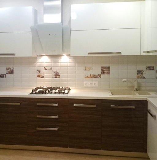 -Кухня из акрила «Модель 287»-фото21