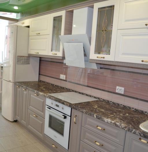 -Кухня МДФ в ПВХ «Модель 178»-фото15