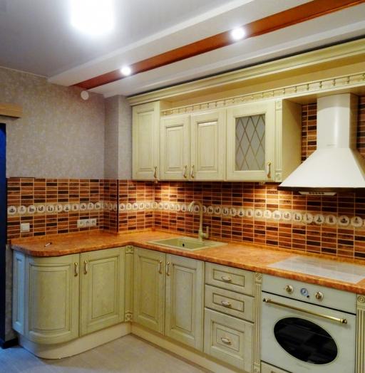 -Кухня МДФ в эмали «Модель 301»-фото14